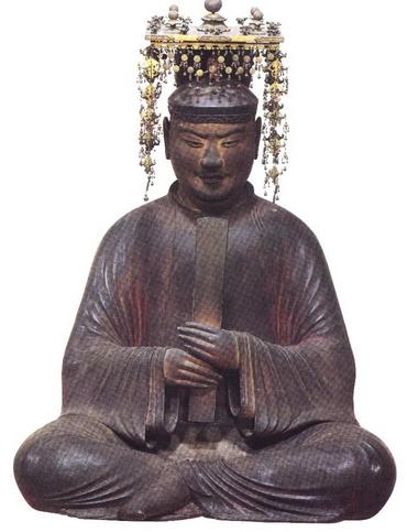 聖徳太子像【国宝】[1]