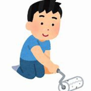 掃除のすすめ(須)の写真