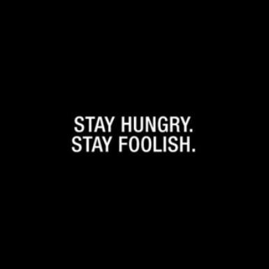 Be foolish.(安)の写真