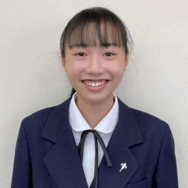 女鹿鈴奈さんの写真